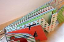 Wortbuch Danke, Wortbuch, Abschied Grundschule
