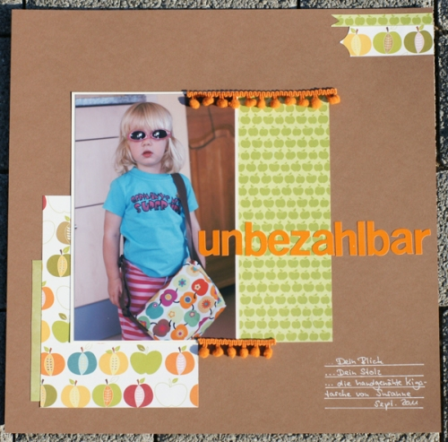 Layout der Scrapbook Laden Hockenheim