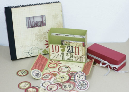 Der Scrapbook Laden Hockenheim, Workshop