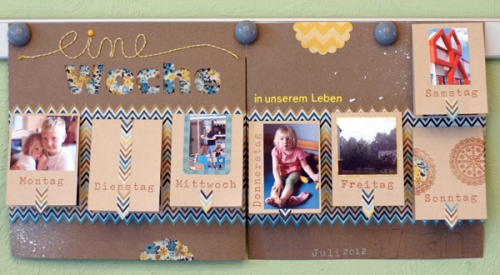 Workshop der Scrapbook Laden Hockenheim