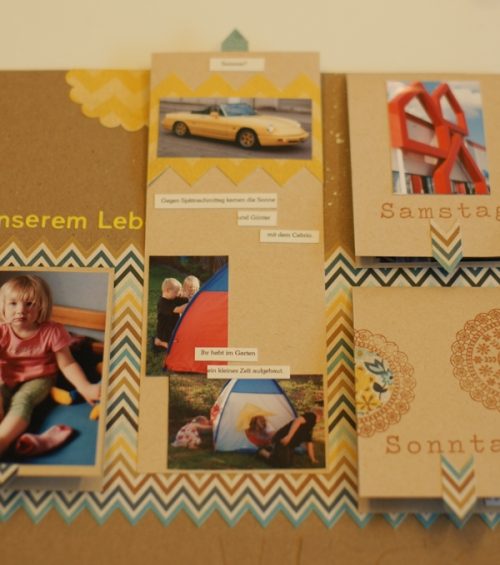 Der Scrapbook Laden Hockenheim Workshop