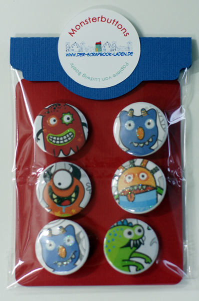 Monsterbuttons