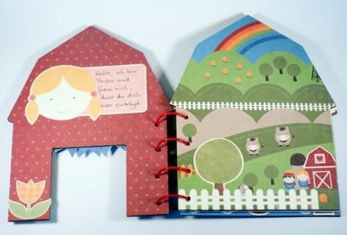Kindergarten Freundebuch