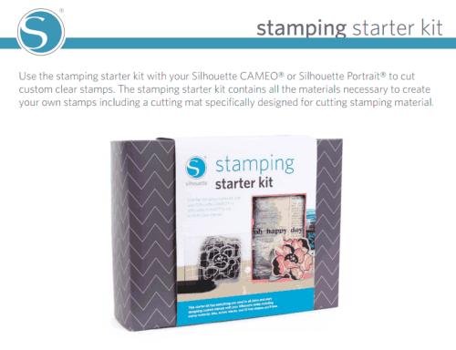 cameo stampingkit