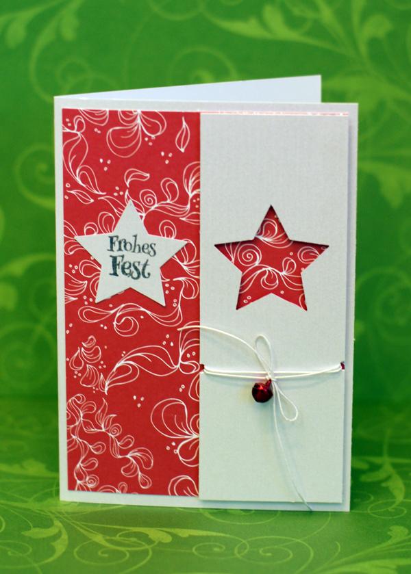 Weihnachtskarten der scrapbook laden blog for Weihnachtskarten basteln mit kindern vorlagen