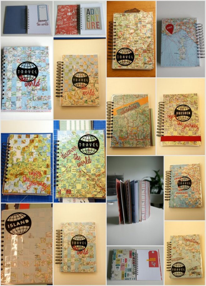 Workshop Reisetagebuch
