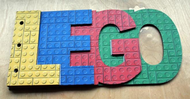 Lego Fotoalbum