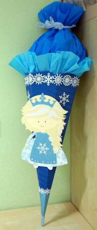 Schultuete Eiskönigin Elsa
