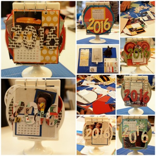 Flip Kalender 2015