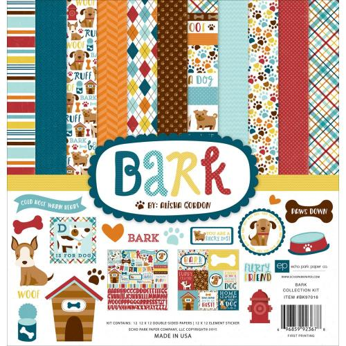 Echo Park Bark Collection Kit