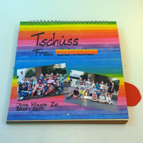 Kalender Verabschiedung Grundschule